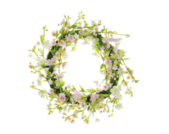 Cherry Blossom Wreath by Michaels
